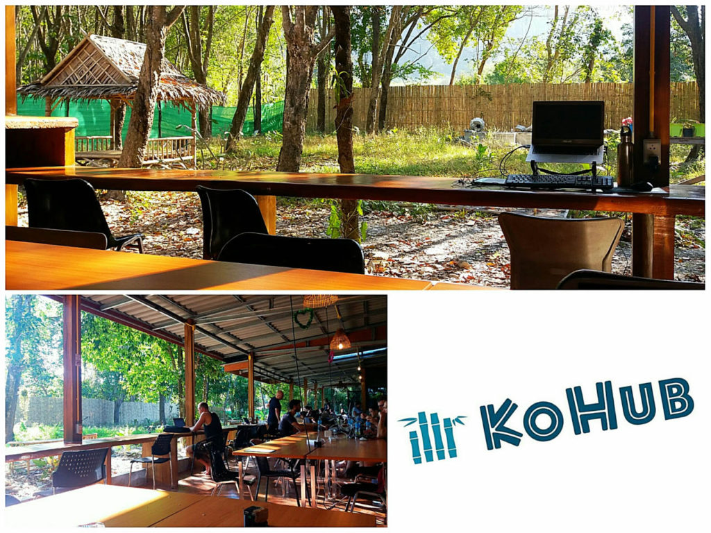digital-nomad-guide-koh-lanta-ko-hub-outside