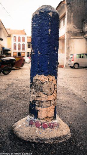 march simpson street art design Penang