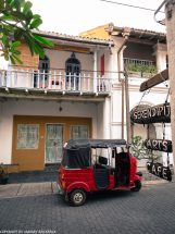 Sri Lanka Trip_Galle tuk tuk