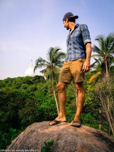 Unawatuna hike to Jungle Beach