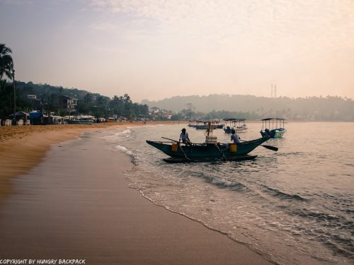 Sri Lanka Trip_unawatuna beach fishermen