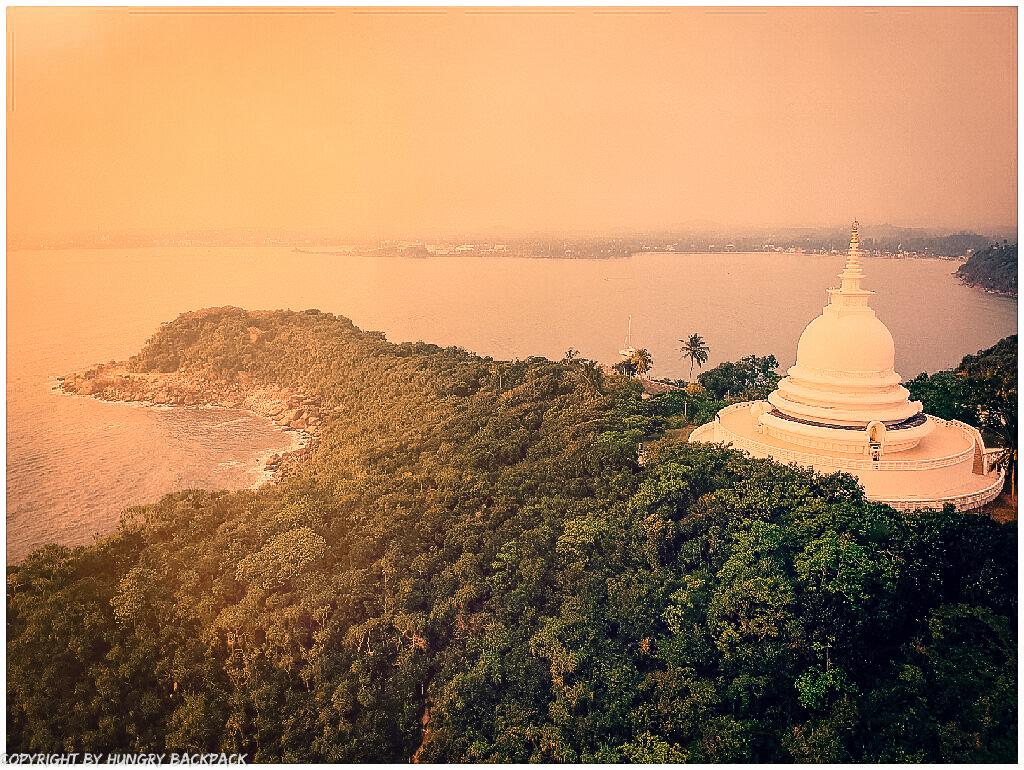 Sri Lanka Trip_unawatuna drone