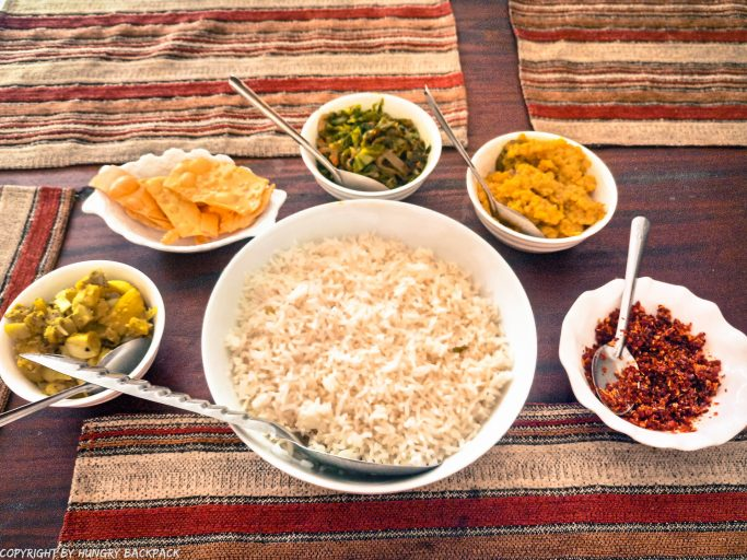 Sri Lanka Trip_unawatuna cooking class curry