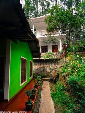 Ella accommodation_Restful Homestay_outside