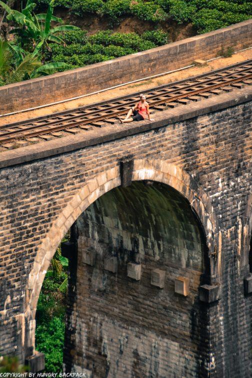 Trip to Nine Arch Bridge from Ella