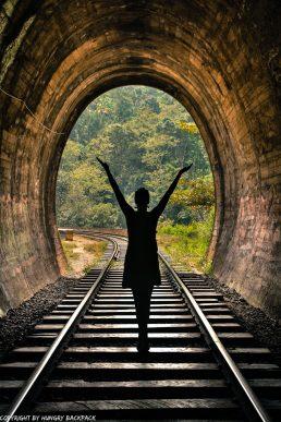 Ella hike_nine arch bridge_tunnel_