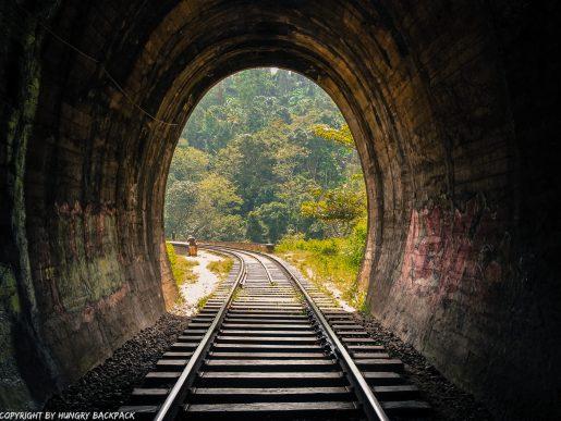 Ella hikes nine arch bridge_tunnel inside view of bridge