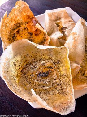 Sri Lanka breakfast_egg hopper