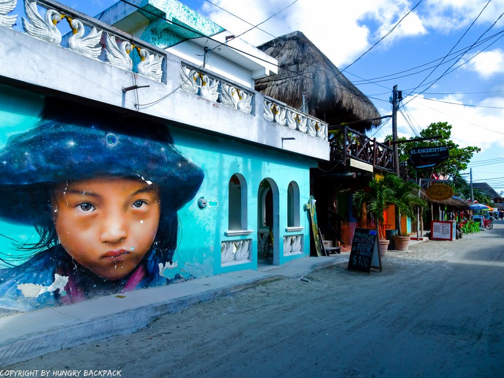 Guide to Holbox_streetart_