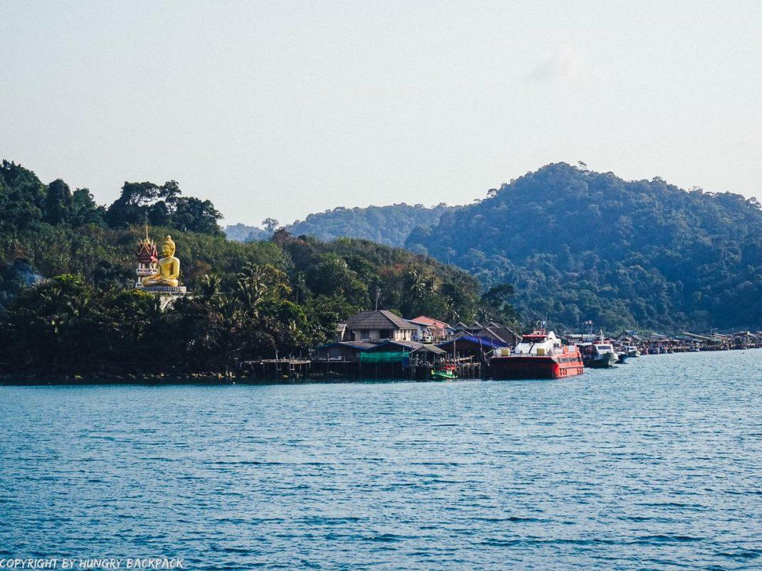 Bangkok-to-Ko-Kut_Koh-Kood-ferry-pier-arrival