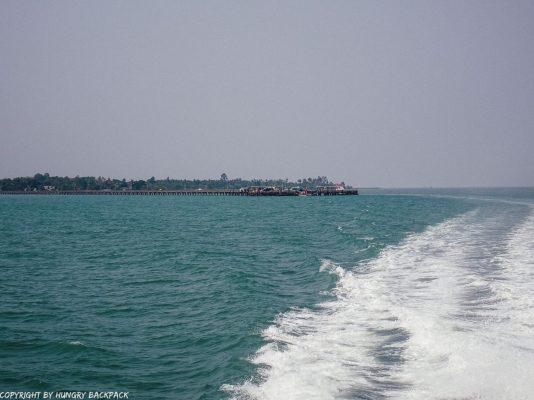 Bangkok to Ko Kut_boonsiri ferry leaving for Koh Kood