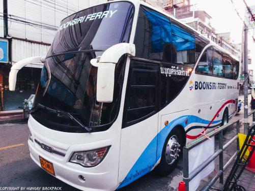 Bangkok to Ko Kut_street on Koh Kood_