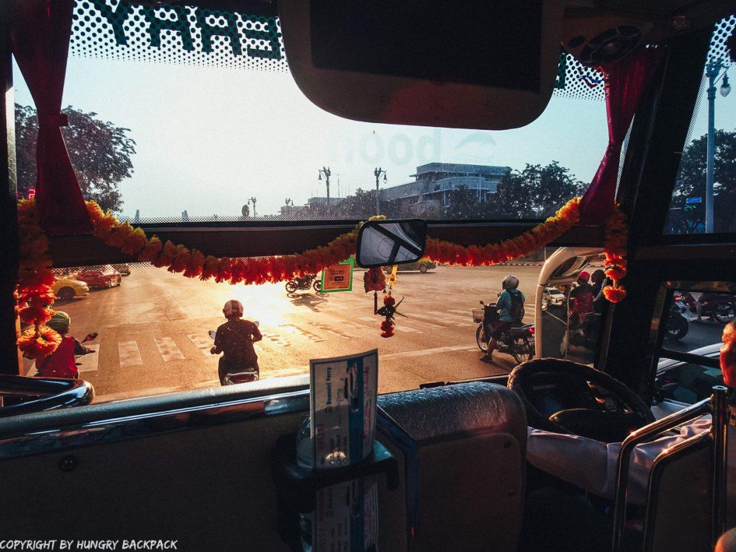 Bangkok to Ko Kut_early morning scene Bangkok