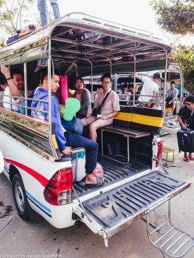 Bangkok to Ko Kut_taxi shuttle on Koh Kood_