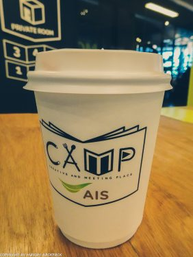 afes to work from_chiang mai_Nimman_Maya Mall_CAMP coffee