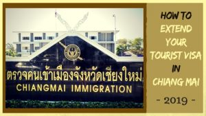Tourist Visa Extension Process Chiang Mai