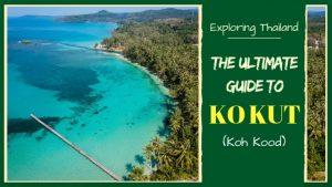 Guide to Ko Kut (Koh Kood) island