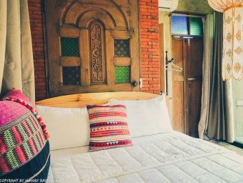 accommodation Chiang Mai Old Town