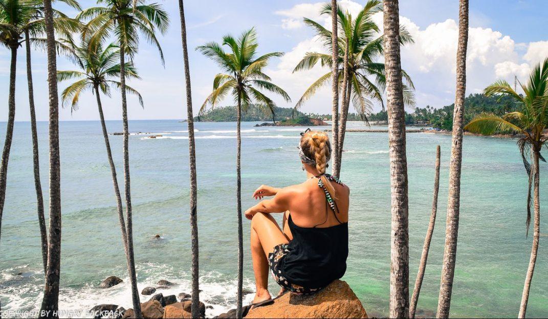Coconut Hill nearby Mirissa