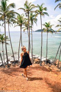 Berit at Coconut Hill, Mirissa