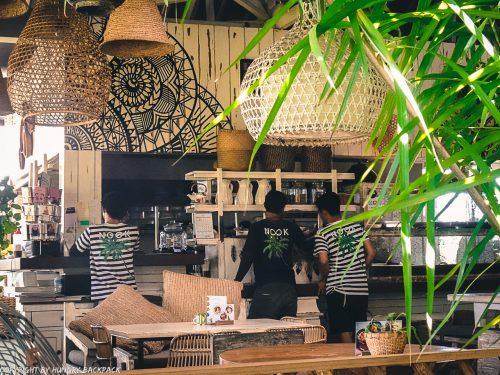 work-friendly cafes Canggu_Nook_staff