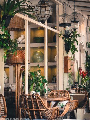 work-friendly cafes Canggu_milu by nook_decor