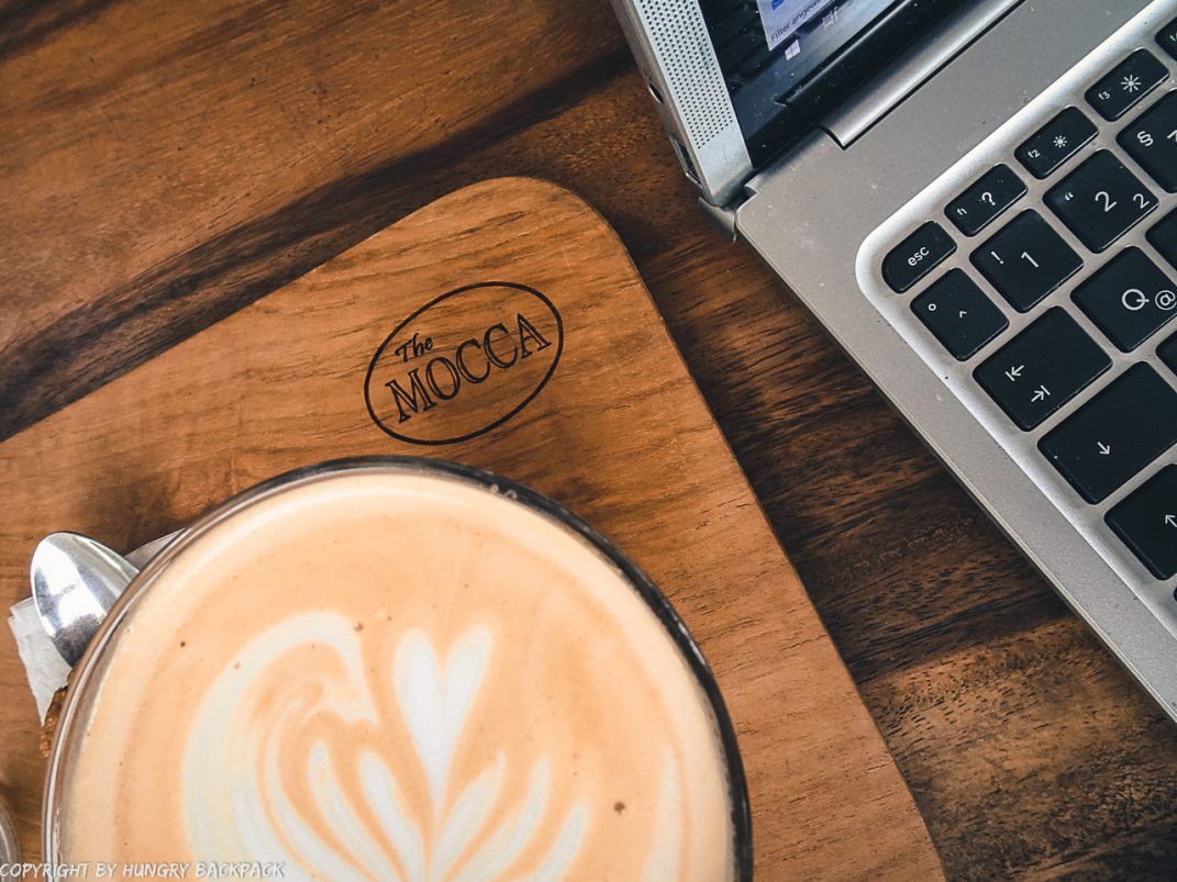 work-friendly cafes Canggu_mocca cafe_work coffee