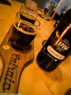 Craft beer Tour Porto_Catraio_beer tasting detail