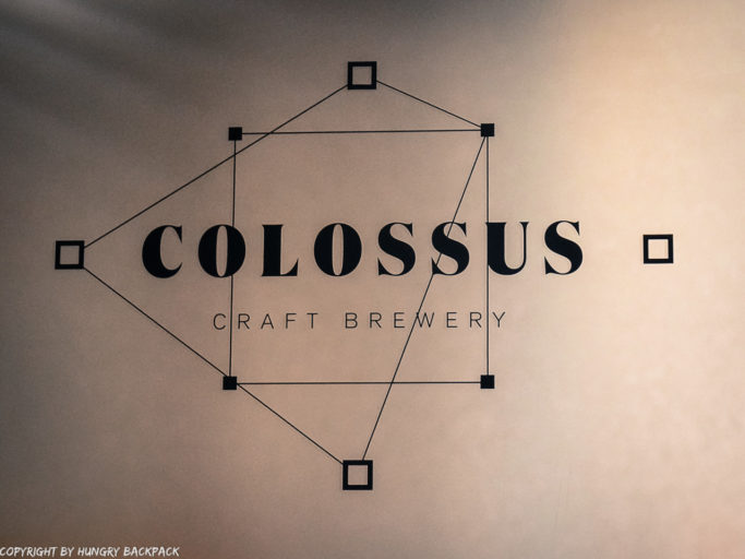 Craft beer Tour Porto_Colossus_entrance sign