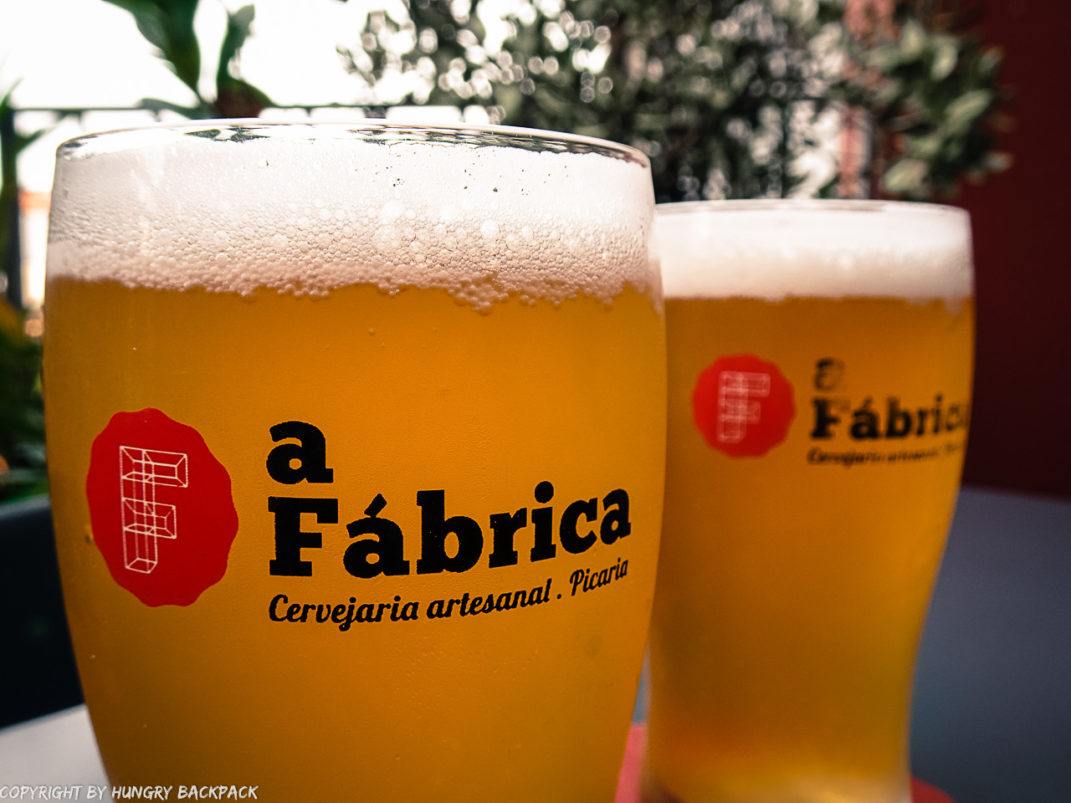 Craft beer Tour Porto_a Fabrica_beers
