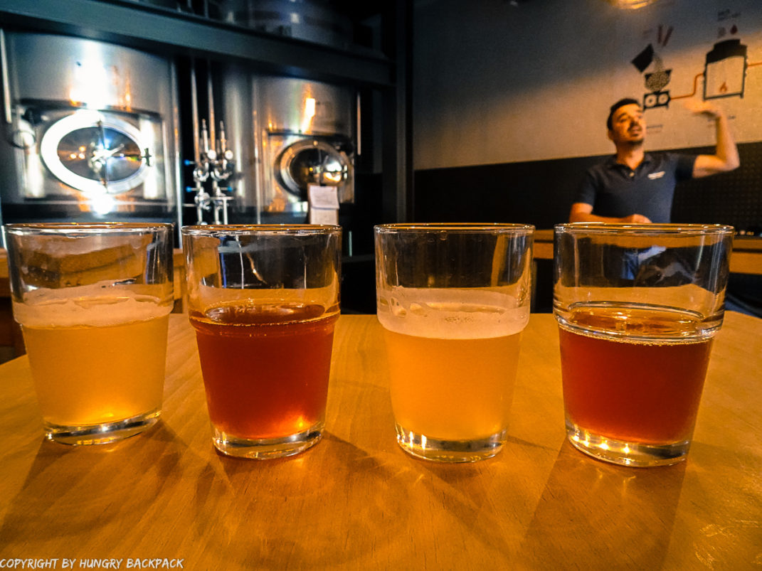 Craft beer Tour Porto_a Fabrica_microbrewery beer tasting