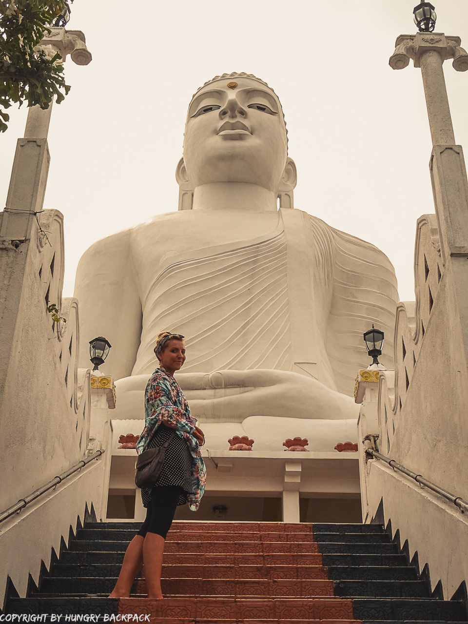 Exploring Kandy by Tuk Tuk_Big Buddha
