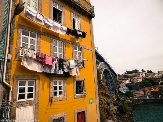 Porto_view from Escadas do Codeçal