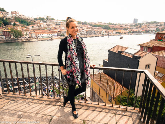 Porto_views from Escadas do Codeçal