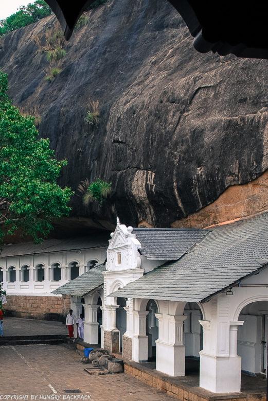 Dambulla_Dambulla cave temples