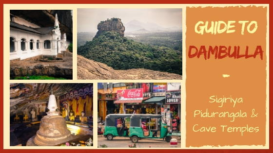GUIDE TO VISITING DAMBULLA, SRI LANKA