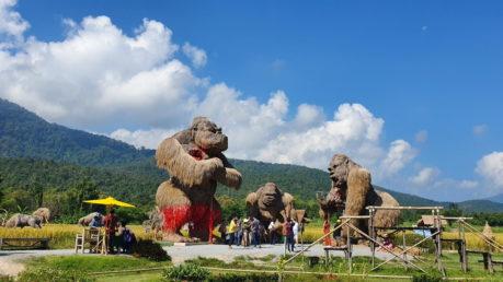 Huay Tueng Tao King Kong village