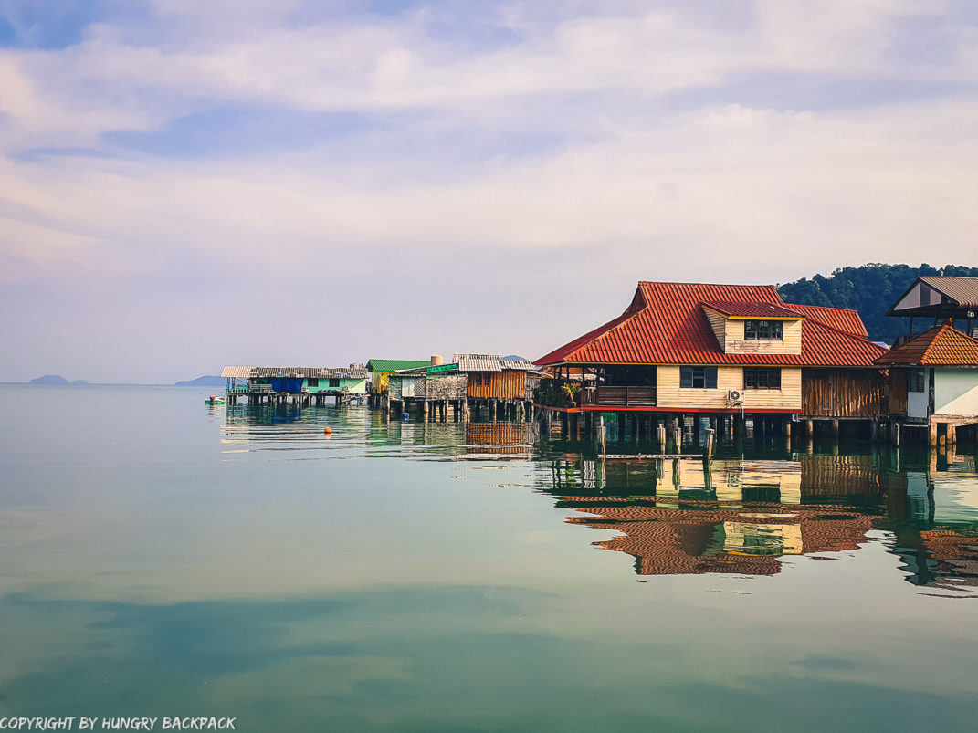 Bang Bao Fishing Village - Stilt houses
