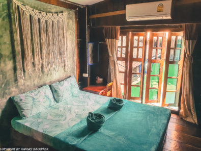 Bang Bao Paradise Homestay - double room with ensuite bathroom