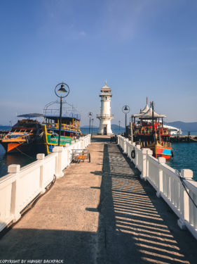 Bang Bao Pier Lighthouse - Koh Chang