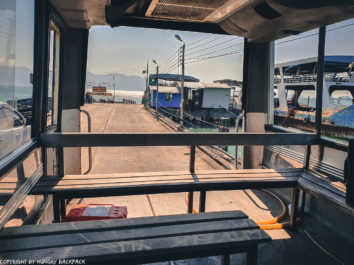 Centrepoint Pier_free but rusty shuttle bus to Bus Terminal_diy Koh Chang Bangkok_999 government bus