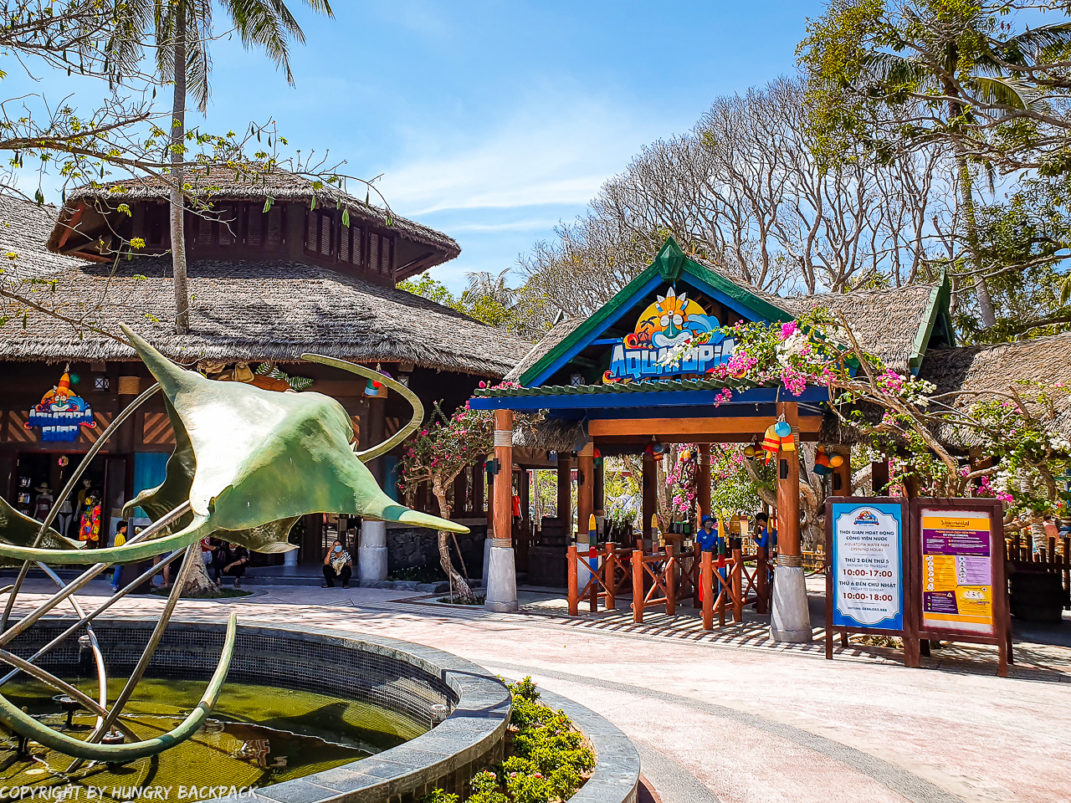 Aquatopia water park_entrance and opening hours