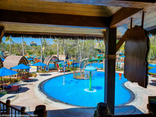 Aquatopia water park_family and kids rest ara