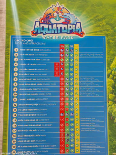 Aquatopia water park_slides and attractions