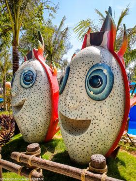 Aquatopia water park_smiling dragon fruit