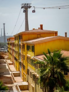 Hon Thom Cable Car Phu Quoc_fly over italian village