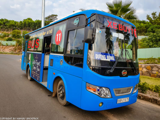 Hon Thom Cable Car Phu Quoc_public transport return bus An Thoi Duong dong