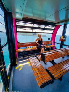 Phu Quoc Cable Car_comfortable cabin with big windows