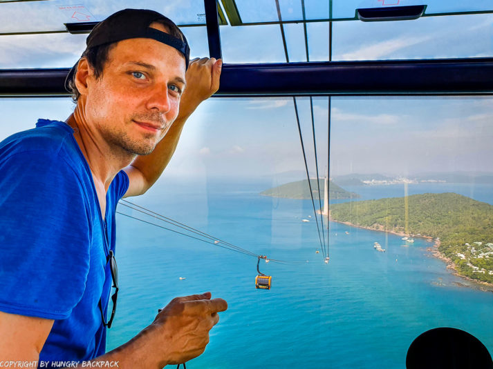 Phu Quoc Cable Car_great view from the cablin
