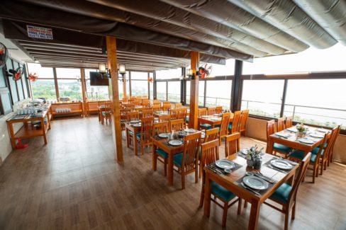 Stellar Hotel Qhu Quoc - Breakfast room